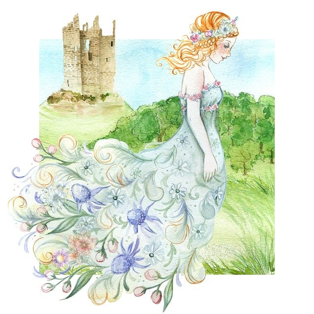 Principessa delle fiabe